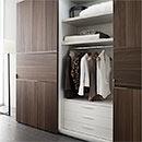 Melamine Wardrobe Closet