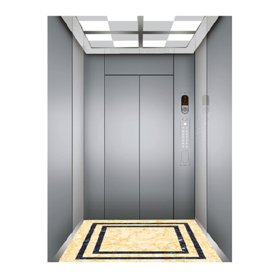 Passenger lift elevator with gearless traction machine for Home elevators direct