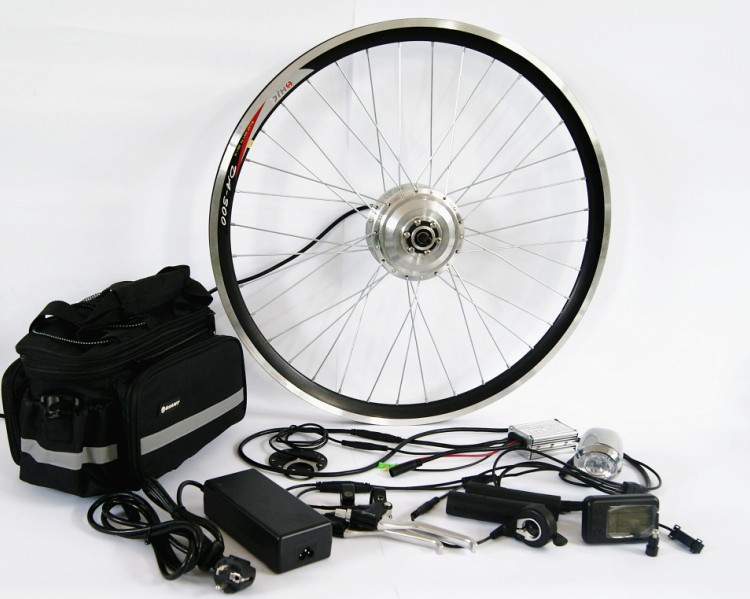 What e-bike conversion kits should be included?