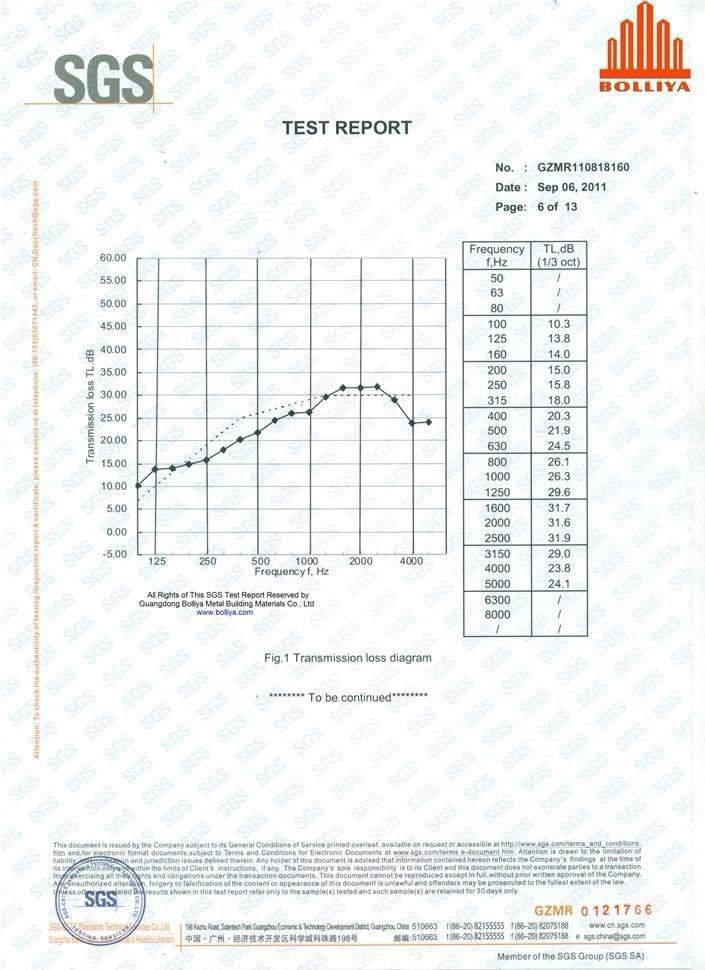 SGS Test Report 6