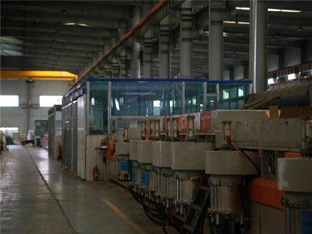 Process line