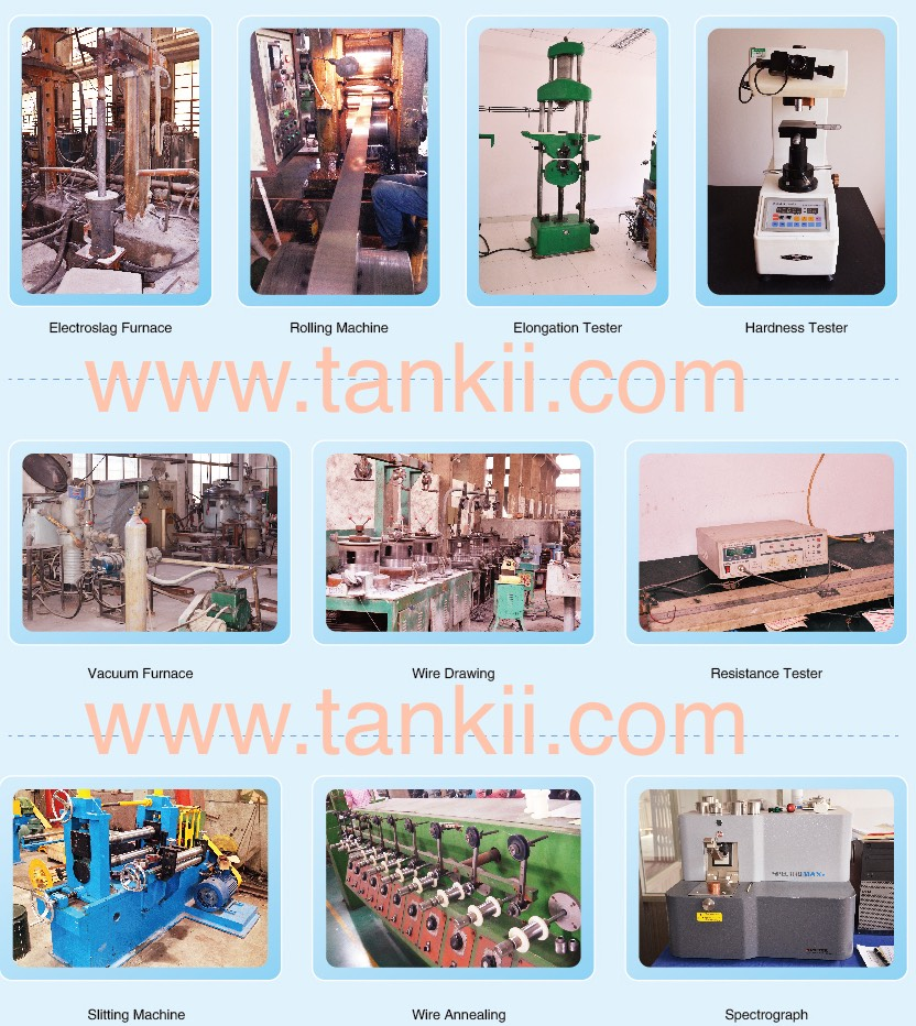 Machines and Test Equipments