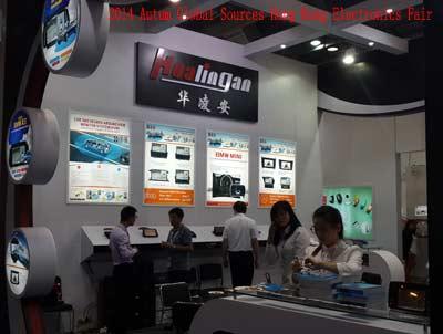 2014 Autum Global Sources Hong Kong Electronics Fair:Electronics & Components