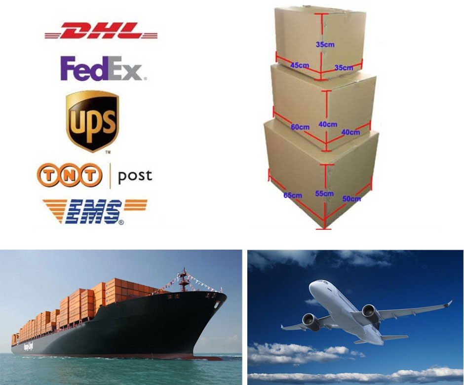 Products shipments