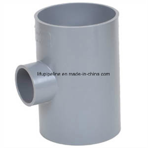 High Quality PVC Pipe Fitting for Water Supply DIN Standard PN10