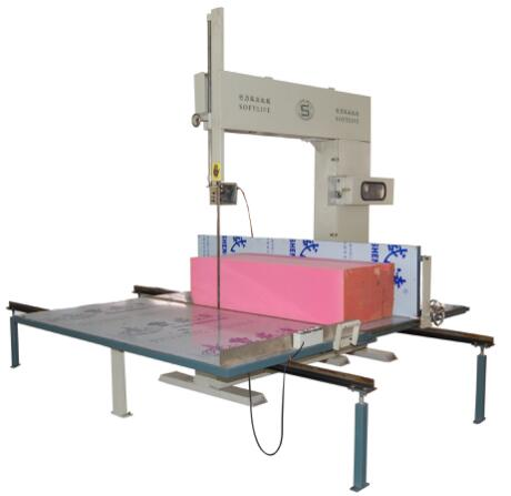 Foam Vertical Cutter