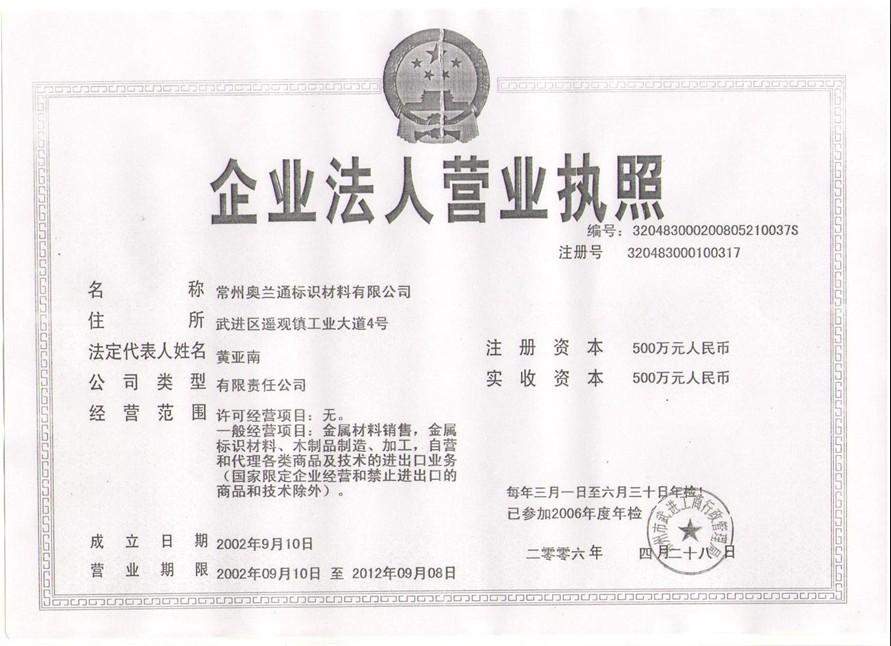 Orlanto Business License
