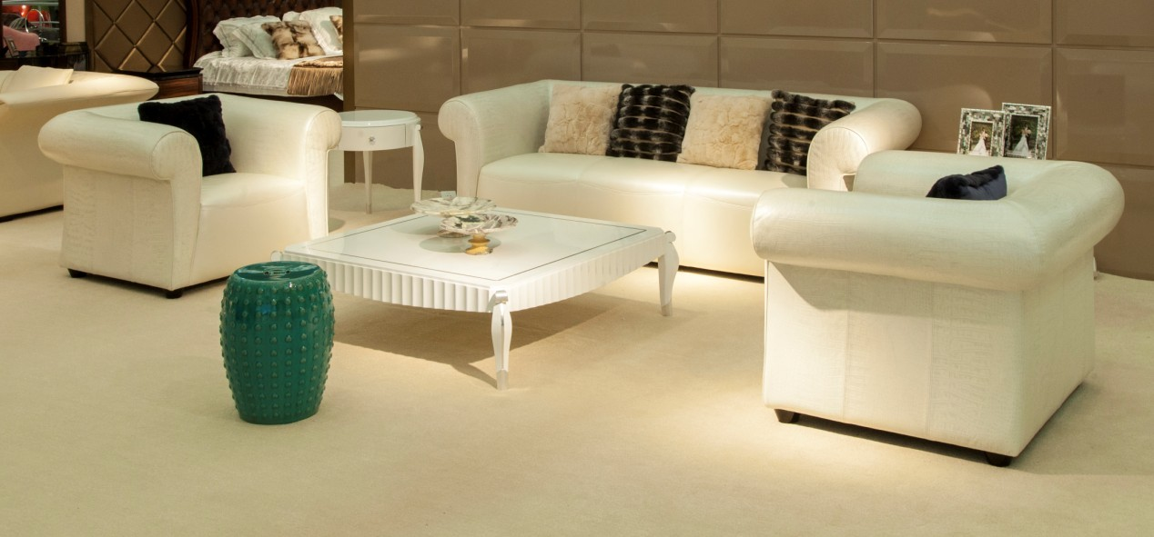 NEW COLLECTIONS IN BONLIVING BOOTH