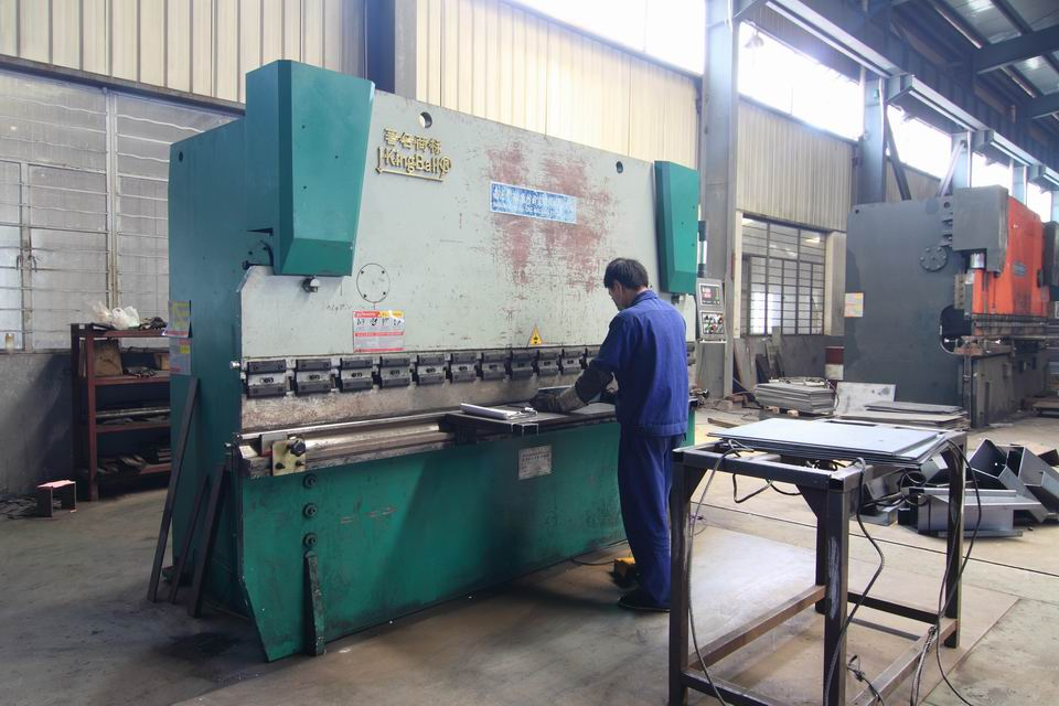 Bending and Plate Shearing Machines