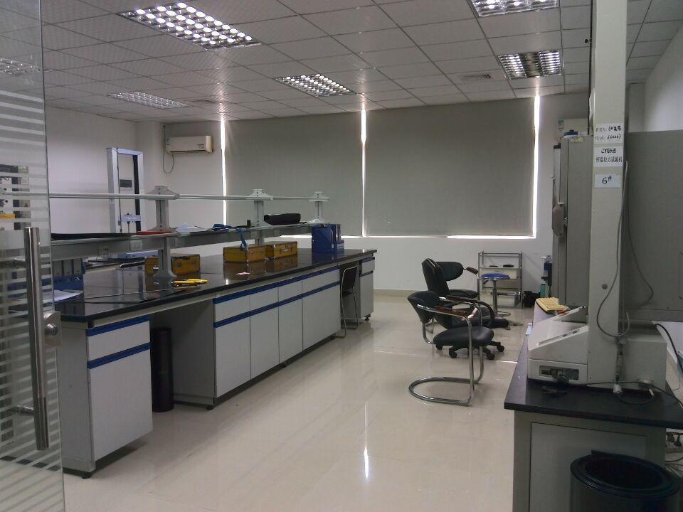CYG pull testing laboratory