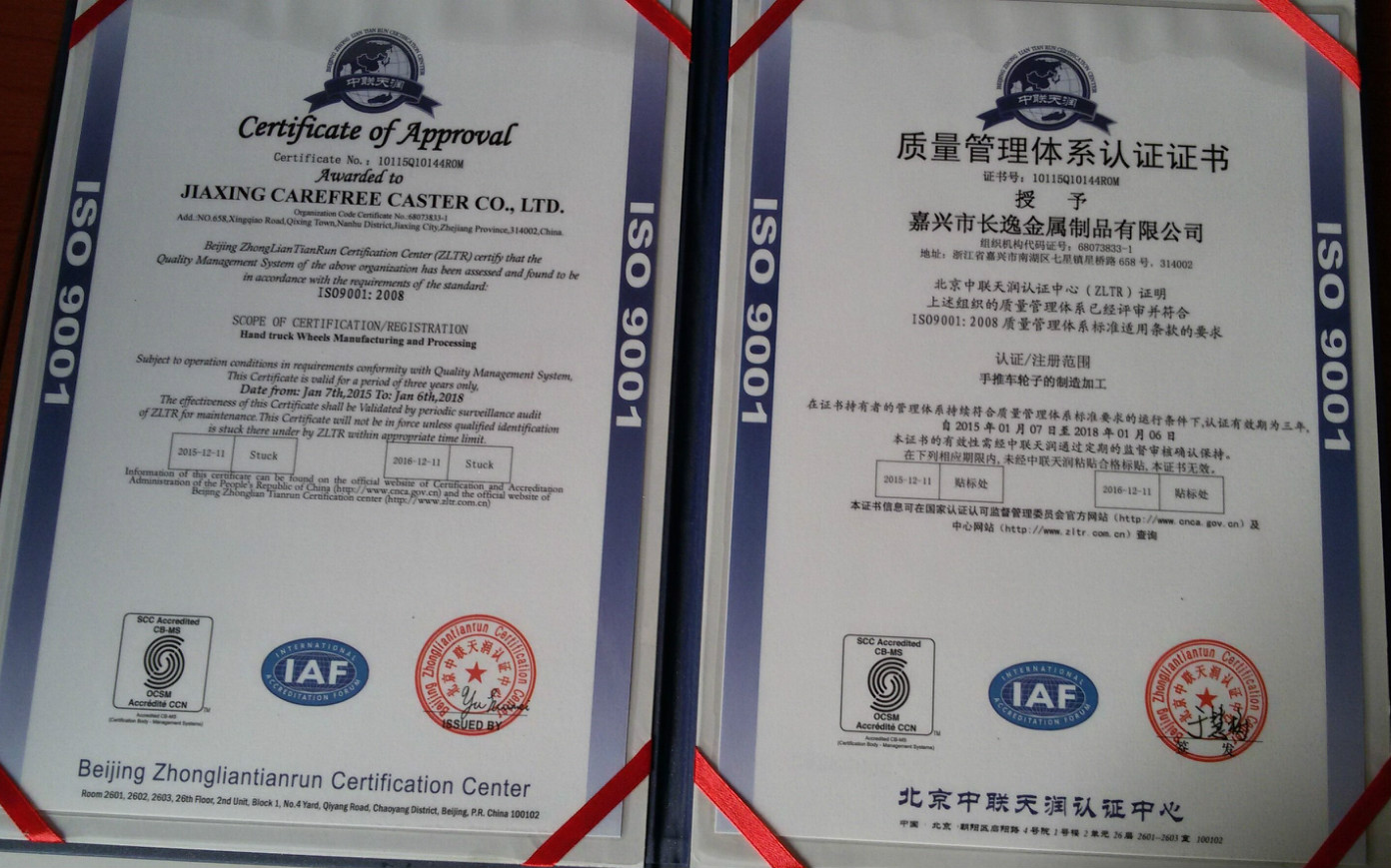 ISO9001(2015-12-11)