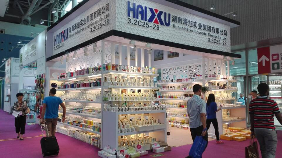 2017 April Canton fair from April 23~27 from HUNAN TONGGUAN HAIXU CERAMIC CO.,LTD [May 25,2017]