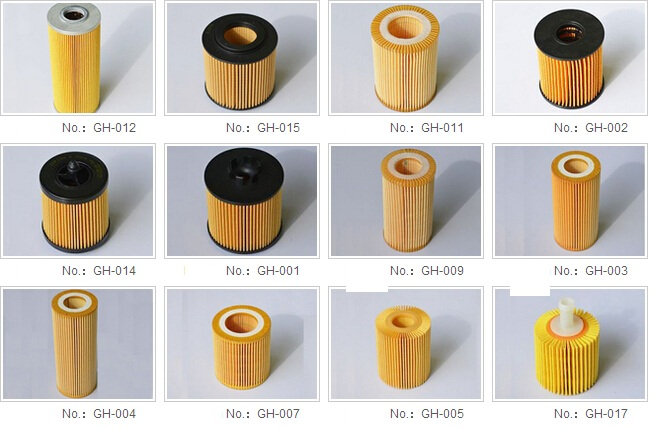 OIL FILTER USED on USA CARS and EUROPEAN CARS