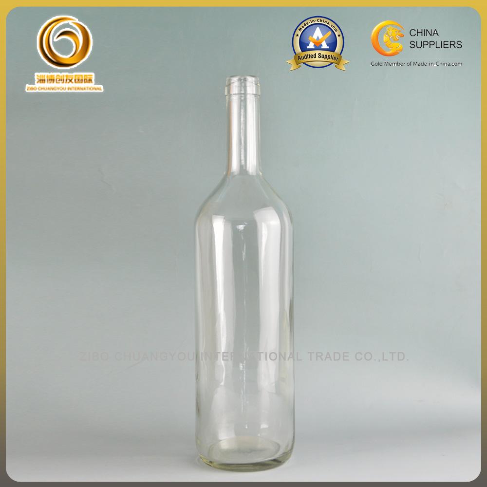 1 liter glass wine bottles