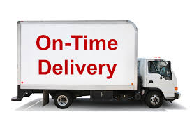 Delivery Time for natural ingredients and extracts