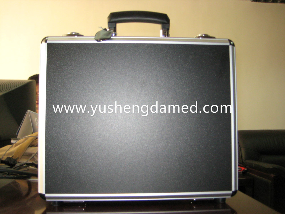 Laptop ultrasound scanner packing box