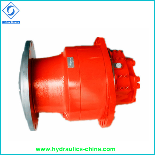 Ms50 double speed hydraulic motor ningbo helm tower noda for Two speed hydraulic motor