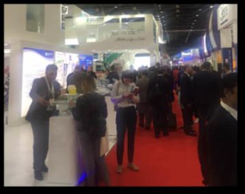 OWNIC attend 2017 ARAB HEALTH in Dubai