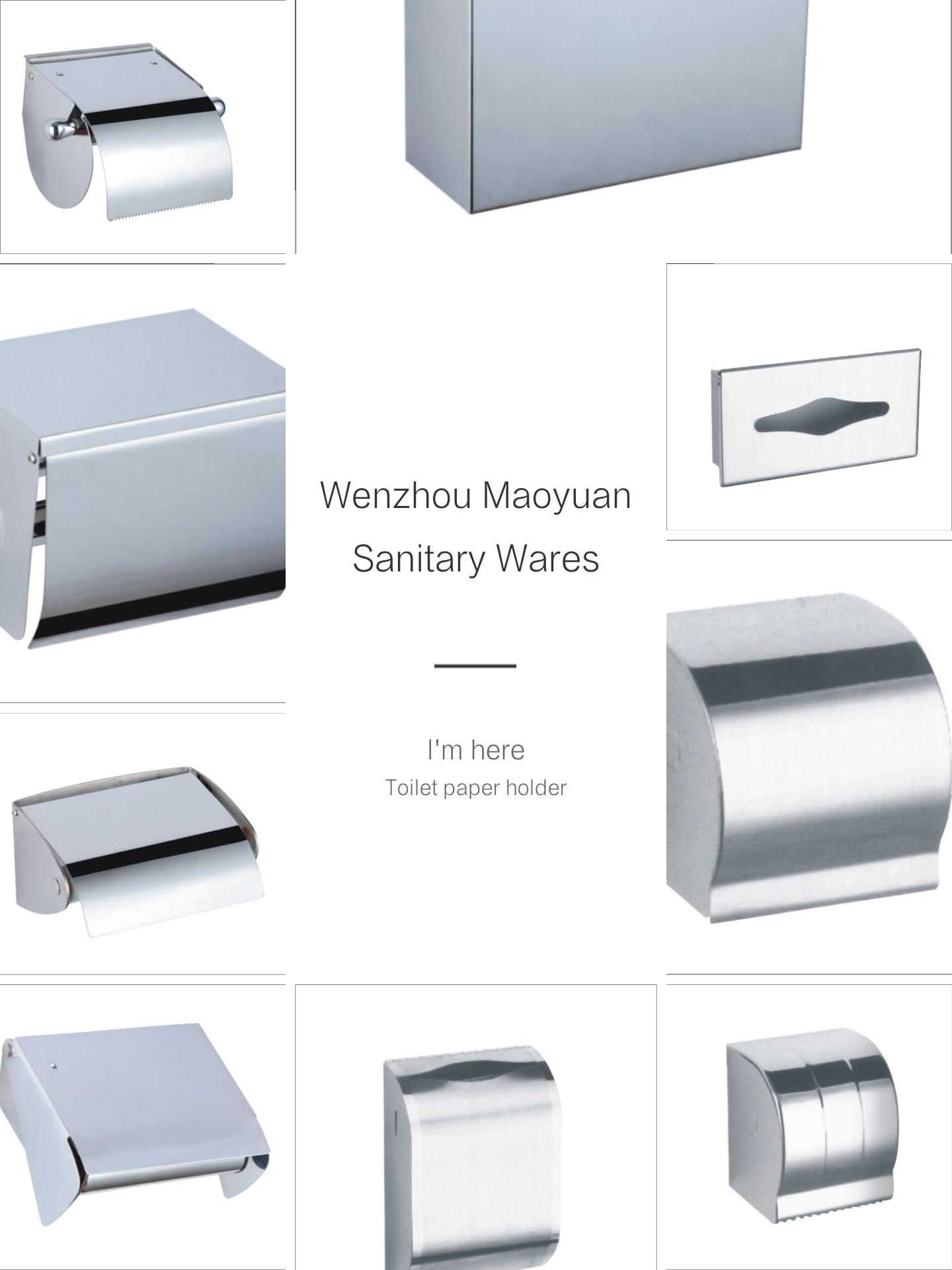 Bathroom accessories toilet paper box