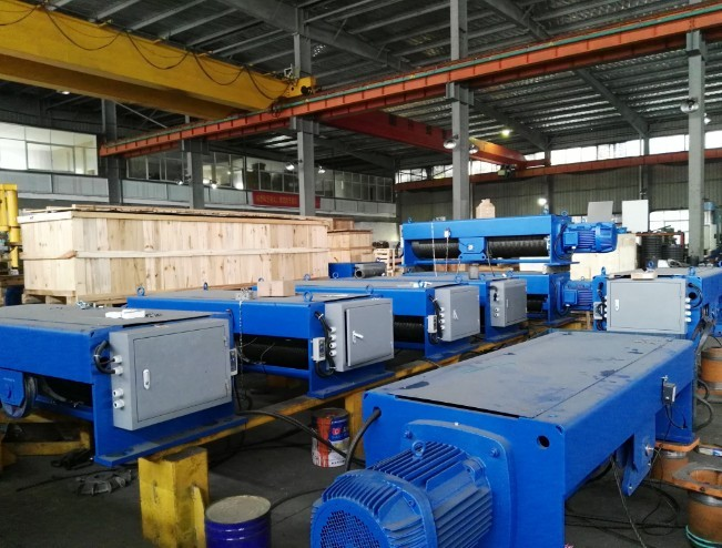 hoist factory