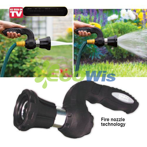 Mighty Blaster Fireman's Hose Nozzle