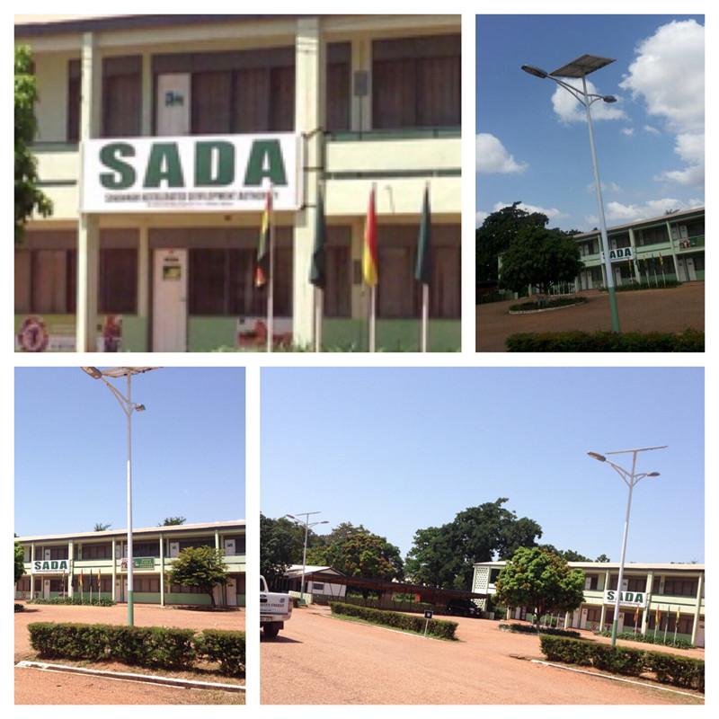 SADA solar light