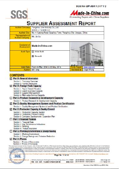SGS Certificate(2-12)