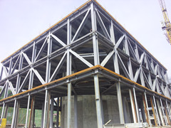 Steel Structure Building Office