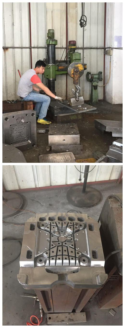 Mold design and fabrication