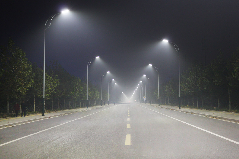 Xiamen Yingbin Road LED street light project