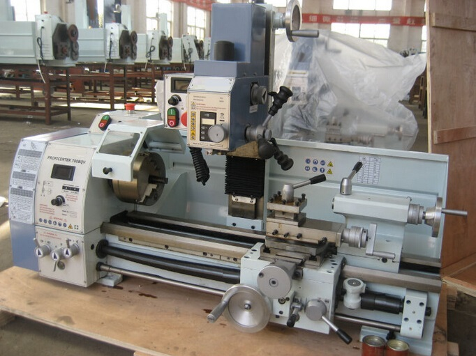 Multi-purpose Lathe Mill machine