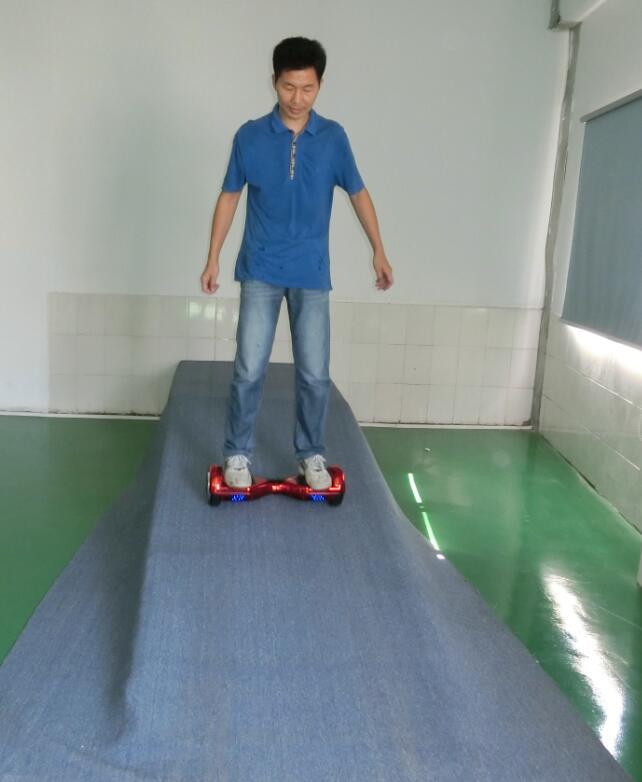 Downhill testing