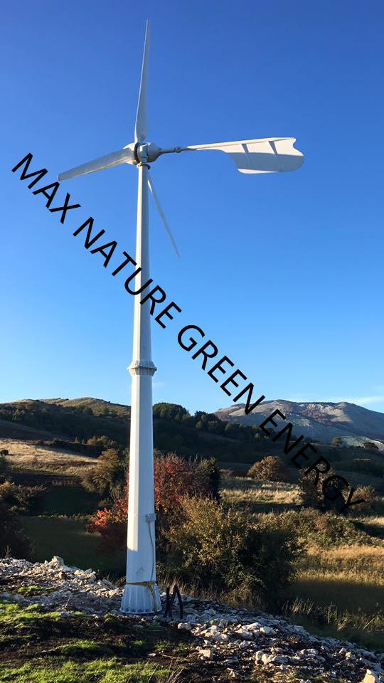 10kw, 20 kw, 30 kw wind turbine generator hot for sale