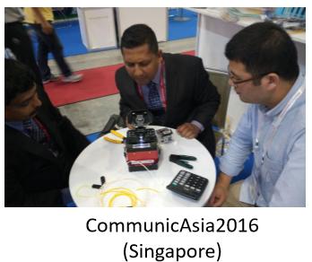 CommunicAsia2016 (Singapore)