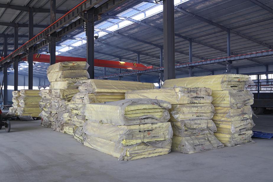 acoustic wool storage