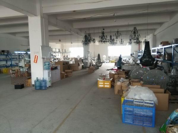 corner of workshop