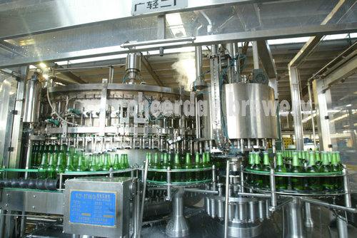 filling machine of beer