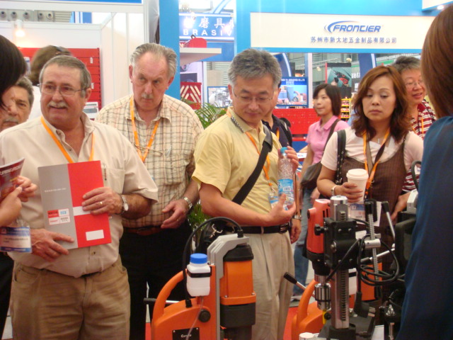 Shanghai International Hardware Fair Cologne --- Customer Advisory Phoenix products