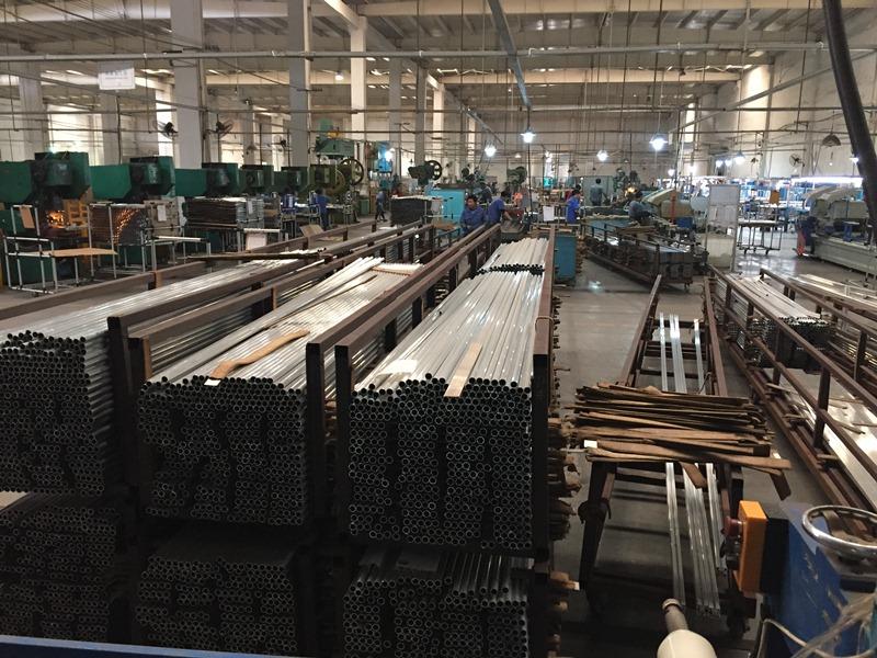 Aluminum Extrusion Factory