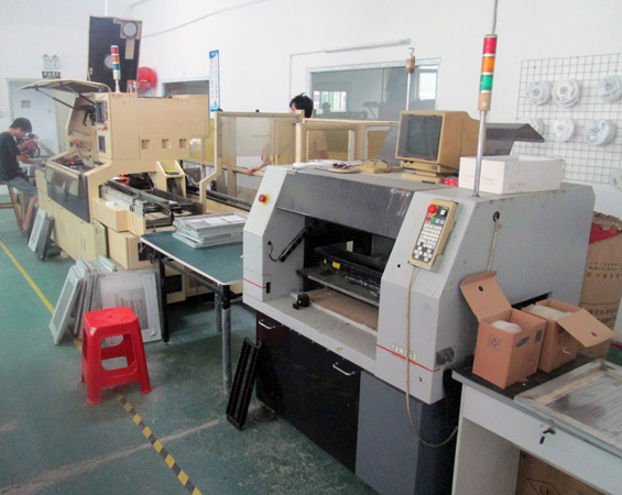 Devices in our Production Centre