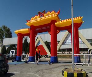 We are attending in China Fair Jordan 2013
