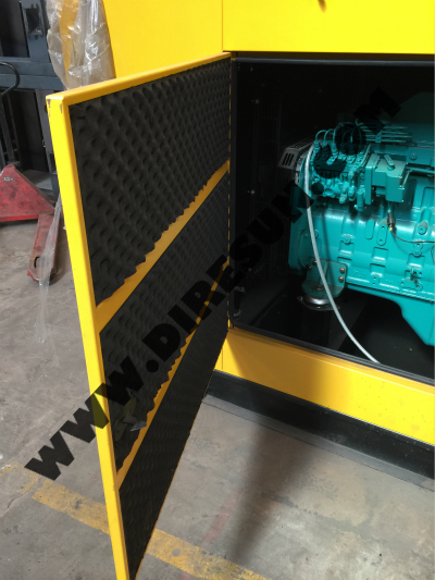 DIRESUN GROUP DIESEL GENERATOR SET MANUFACTURING BASE SHOW 7