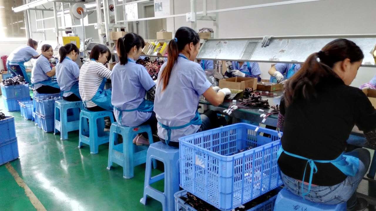 pre-assembly line