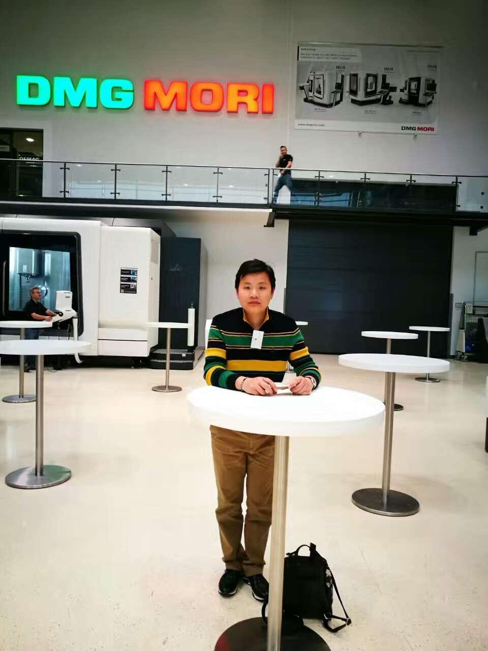 DMG Mori CNC