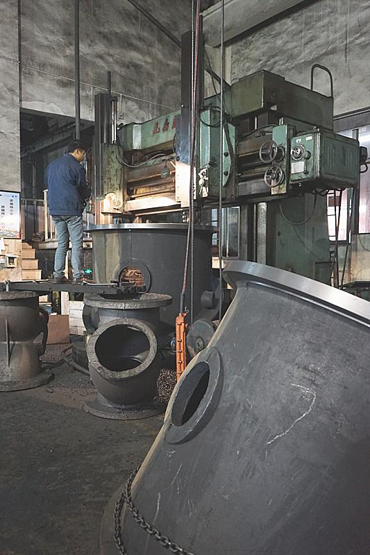 Verticle Lathe Equipment