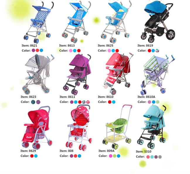 Baby stroller catalogue