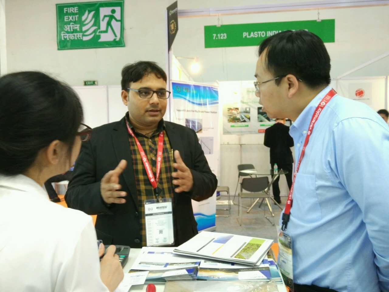 Inter Solar India 2016