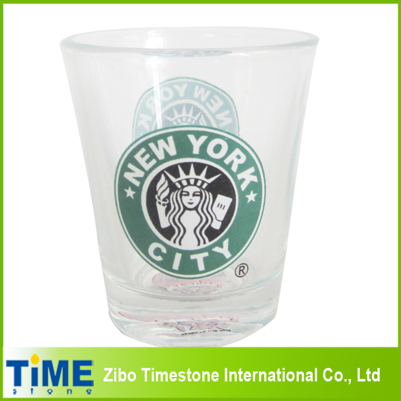 Mini Glass Cup for Vodka Drinking