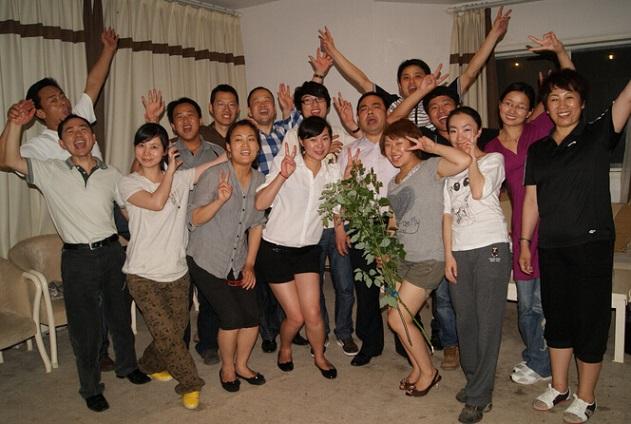 Successful Team of Air Conditioner