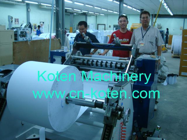 Koten Machines' in the Thailand Factory
